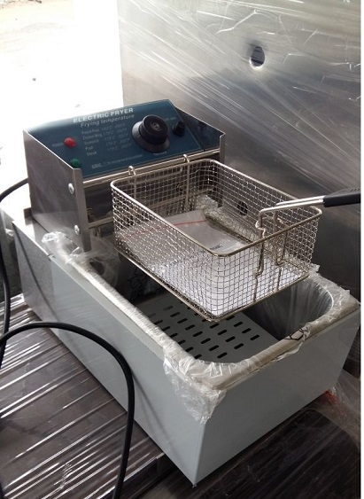 oil fryer single